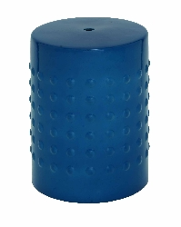 Terrence Blue Ceramic Stool