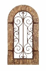 Houston Architectural Arched Wall Panel 38x20