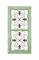 Heitor Architectural Green Wall Panel 31x16