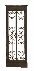 Annabeth Architectural Gated Wall Panel 42x15