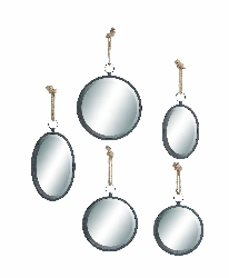Jiya Wall Mirror Set 5