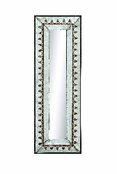 Ransom Silver Framed Wall Mirror