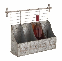 Holeta Metal Wall Rack