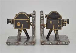Ferguson Projector Bookend Set
