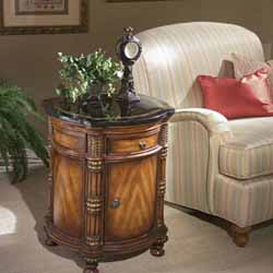 Butler Specialty 0847070 Drum Table