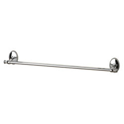 "24"" Towel Rail In Chrome"