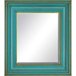 Turquoise Enlightenment Mirror