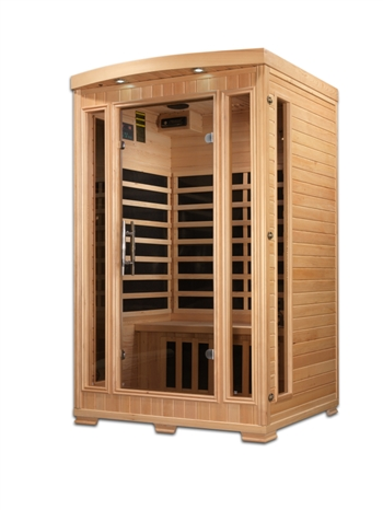 The Amanda Infrared Sauna (2 person)