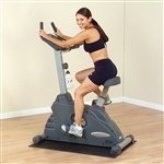 Body Solid B2U Upright Bike