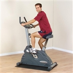 Commercial B3U Self Generating Upright Bike