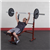 Best Fitness Olympic Bench Press (BFOB10)- Folding