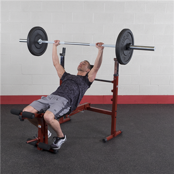Best Fitness Olympic Bench Press (BFOB10)- Folding- 10 Just landed