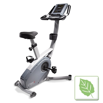 Life Span C7000i Commercial Upright Bike