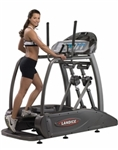 Landice E7 ElliptiMill Elliptical Trainer (Pro Sports console)