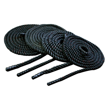 Fitness and Training Rope 2 inch Diameter. 50 Ft.