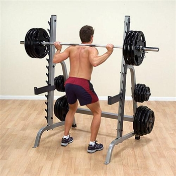 Body Solid Multi Press Rack GPR370