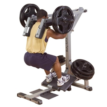 Leverage Squat and Calf Machine GSCL360