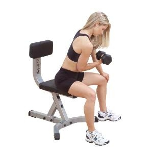 GST20 - Body-Solid Utility Stool - Body-Solid Fitness