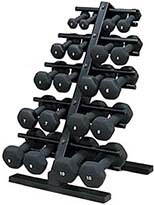 VTX Neoprene Dumbbells - Set of 1 - 15 LB Pairs