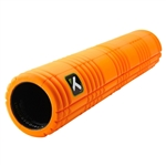 "The Grid Foam Roller - 26"" Orange"