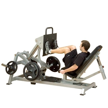 Pro Club Commercial Leverage Horizontal Leg Press