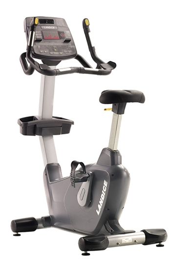Landice U7 Upright Bike (Light Commercial)