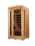 The Madison Infrared Sauna (1-2 person)