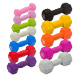 Neoprene Dumbbells (Colored and Sold Individually)