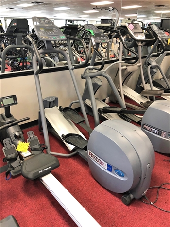 Precor EFX 5.17i Elliptical (Pre-Owned)