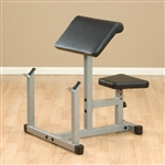 Powerline Preacher Curl Bench