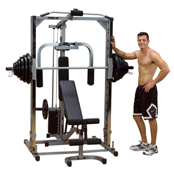 Powerline Smith Gym System