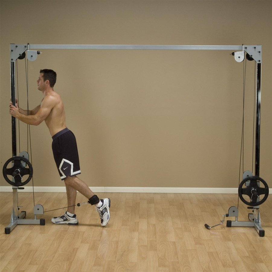 cable cross machine exercises