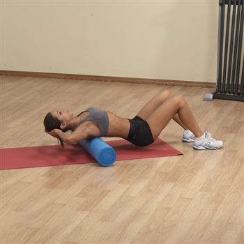 "Foam Roller  (36"" Full Round) High Density"