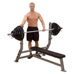 Flat Olympic Commercial Bench SFB349G