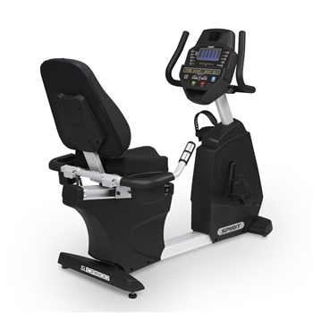 Spirit CR800 Commercial Recumbent Bike