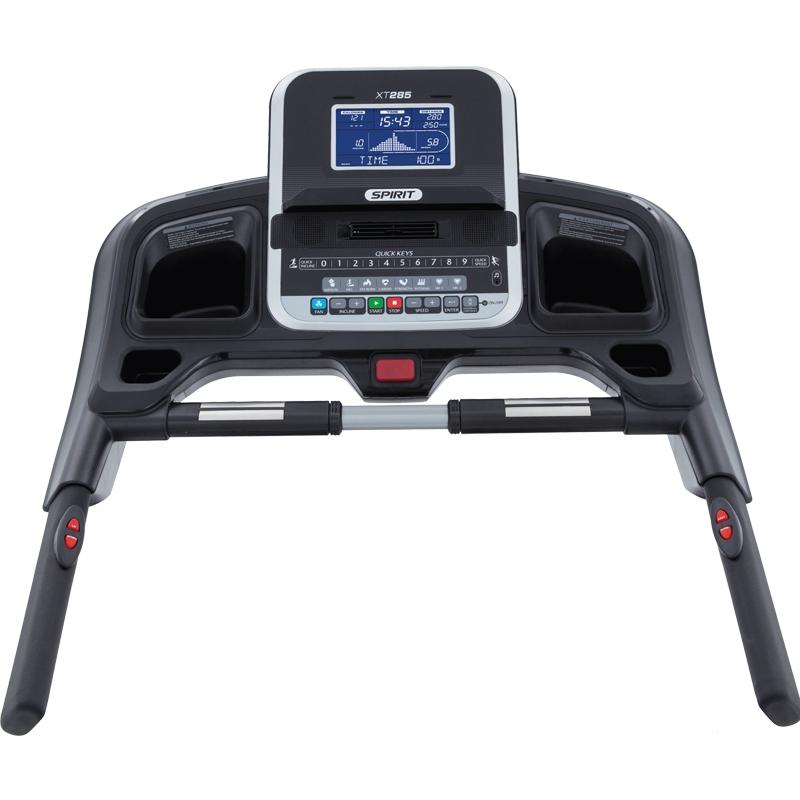 Rebel Fitness Equipment In Omaha Nebraska: Spirit XT285 Treadmill