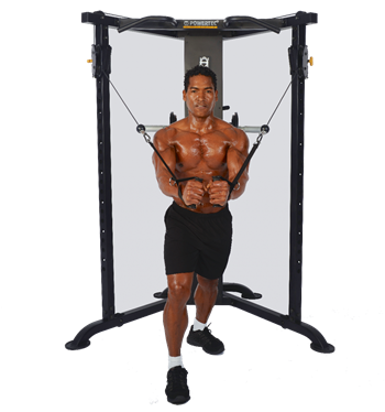 Powertec Streamline Functional Trainer- TWO LEFT!