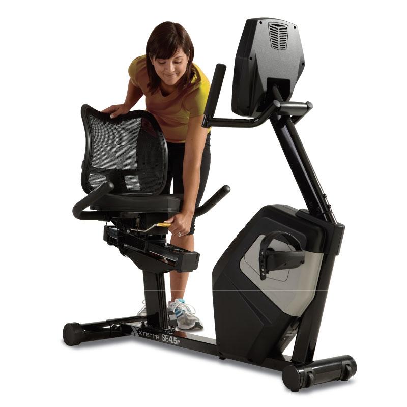 Xterra Recumbent Fitness Bike