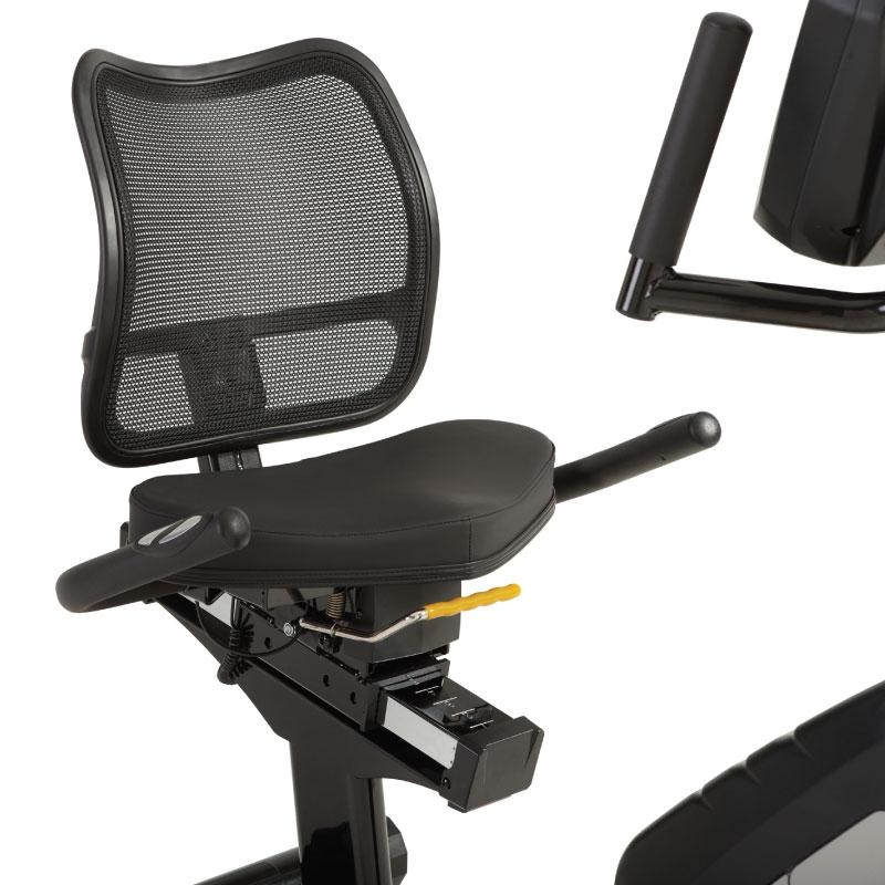 Tractor Seat For Bike : Xterra recumbent fitness bike