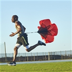Resistance and Speed Training Parachutes