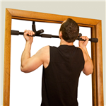 EZ over the door chin up and pull up bar