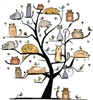 Cat Family Tree 892-14