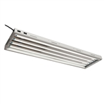 Hydro Crunch 4 ft. 4-Bulb 120-Watt T5 LED Grow Light Fixture