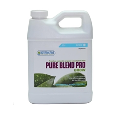 Botanicare Pure Blend Pro Grow 1 QUART