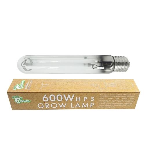 Hydro Crunch 600w High Pressure Sodium Lamp