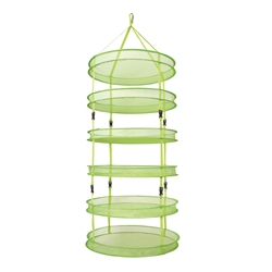 Hydro Crunch Collapsible Mesh Drying Rack