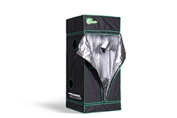 Hydro Crunch Heavy Duty Grow Room Tent 2.5 ft. x 2.5 ft. x 6 ft.