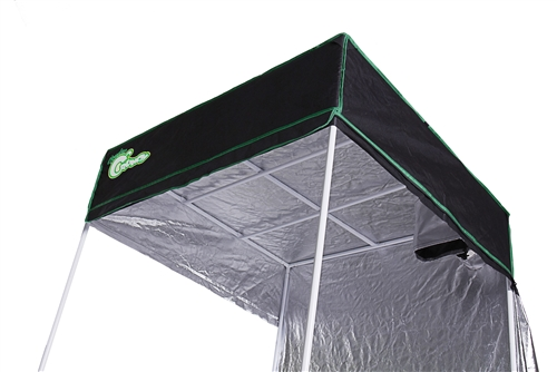 hydro crunch grow tent 4 ft x 4 ft x 6 5 ft