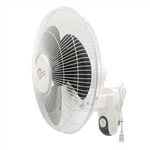 Hydro Crunch 16 in. 3-Speed Wall-Mount Fan