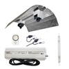 Hydro Crunch 1000-Watt Double Ended HPS 120-Volt/240-Volt Grow Light System with DE Basic Wing Grow Light Reflector